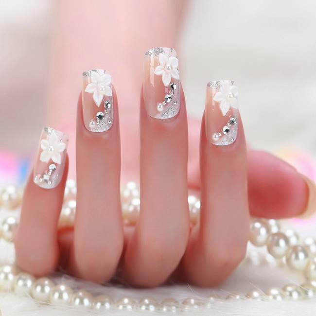 Самый шикарный дизайн ногтей